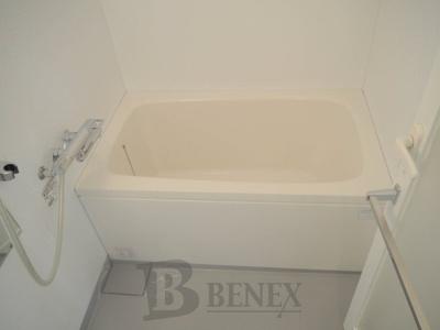 プラウドフラット新宿河田町のお風呂です
