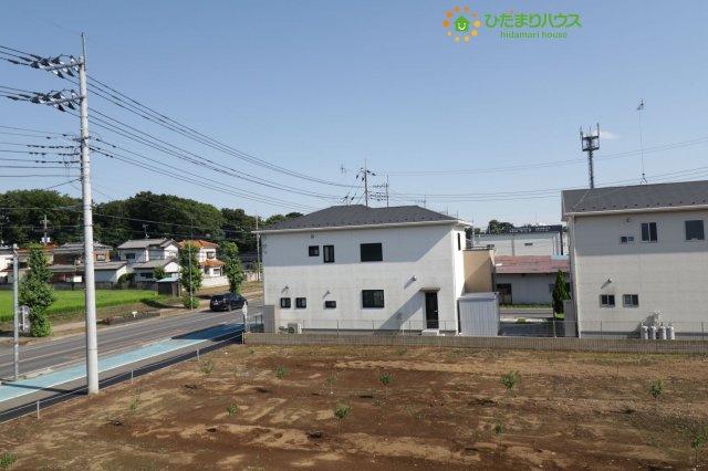 【展望】古河市大堤 新築一戸建て 05 グラファーレ