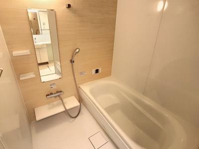 【浴室】メゾン・ド・オッツ・ホウェール