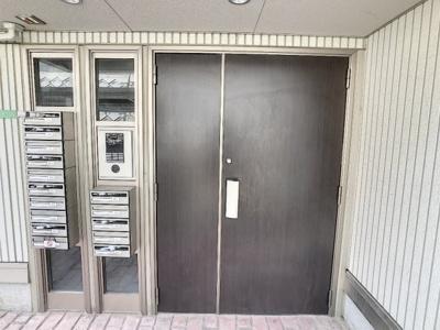 【エントランス】メゾン・ド・オッツ・ホウェール