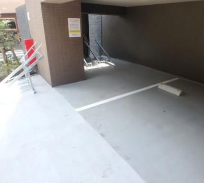 【駐車場】ハーモニーレジデンス池袋ウエストゲート