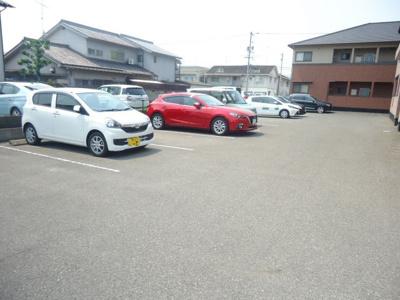 【駐車場】エトワールYUBUNSHAⅡ