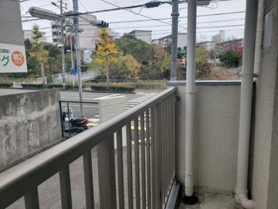1階ですが明るいです☆神戸市垂水区 大沢マンション☆