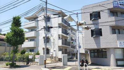 敷地内駐車場付☆神戸市垂水区 大沢マンション☆