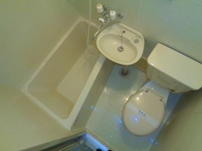【浴室】メゾンド北田辺