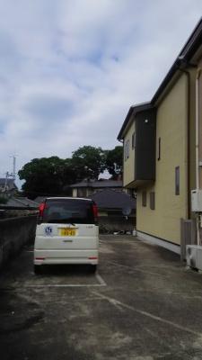 【駐車場】竹永貸家B
