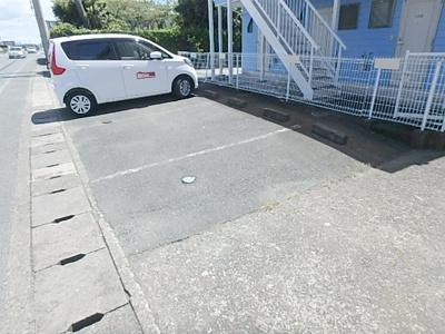【駐車場】コーポいいだ