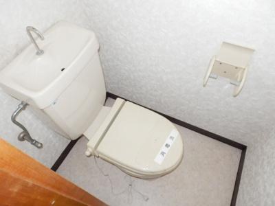 【トイレ】コーポいいだ