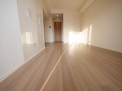 ピカピカの居室です。