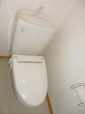 【トイレ】パインビレッジ56
