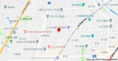 【地図】クレッシェンド