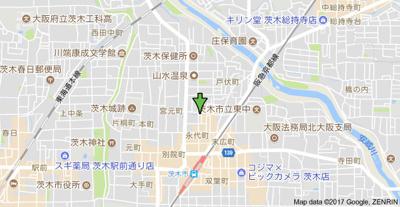 【地図】レジデンシア竹橋Ⅱ