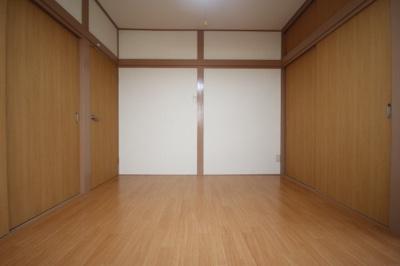 【寝室】宮山戸建