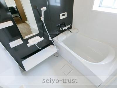 【浴室】カーナビル