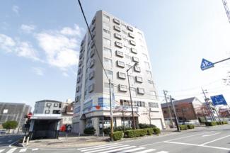 【外観】シティロイヤル近鉄下田駅前