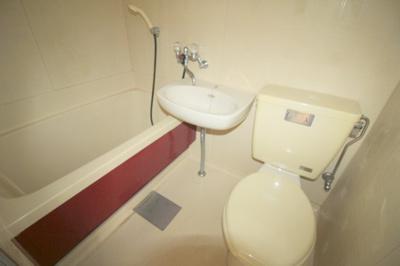 【浴室】クレセントマンション