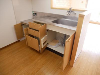 【キッチン】エスペランス大岩本町