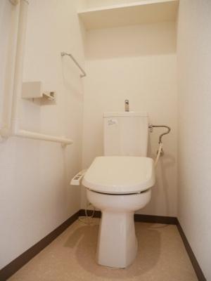 【トイレ】エスペランス大岩本町