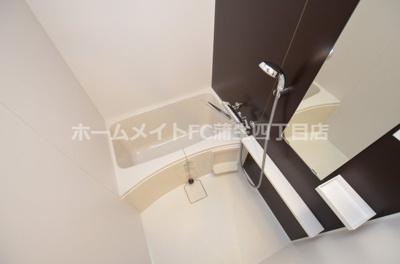 【浴室】レジュールアッシュOSAKA今里駅前