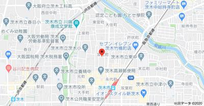 【地図】ShaMaison Forena