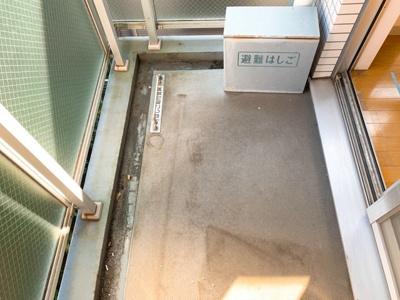 【バルコニー】ステランテ駒沢