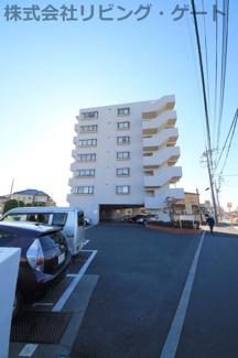平成2年築 71.74平米の広々マンション
