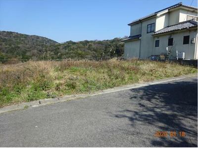 【前面道路含む現地写真】和歌山市加太 売土地