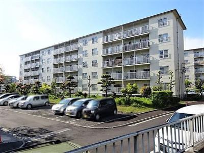 【外観】神陵台西住宅 61号棟