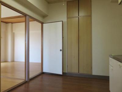 【居間・リビング】第二はまのビル