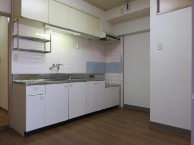 【キッチン】第二はまのビル
