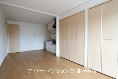 【居間・リビング】ロイヤルパレス桜井
