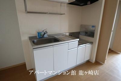 【キッチン】ロイヤルパレス桜井