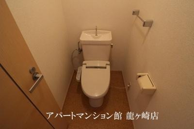 【トイレ】ロイヤルパレス桜井