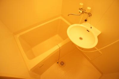 【浴室】レオパレスHYT Ⅴ