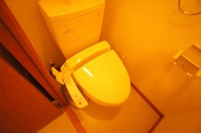 【トイレ】レオパレスHYT Ⅴ