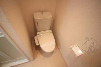 【トイレ】Luxe東三国Ⅰ