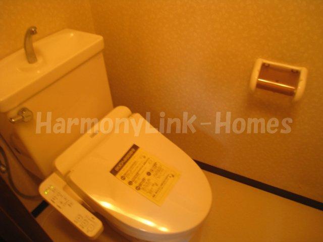 ハイライフ五岳のトイレです