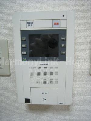 ハイライフ五岳のTV付インターホン☆