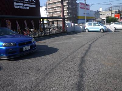【駐車場】大須ハイツ