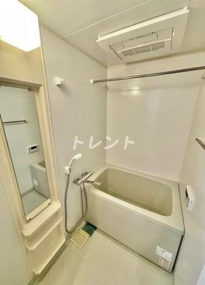 【浴室】アムス四谷三丁目