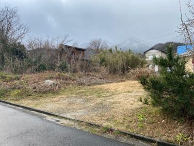 【外観】大津市南小松 売土地 約50坪