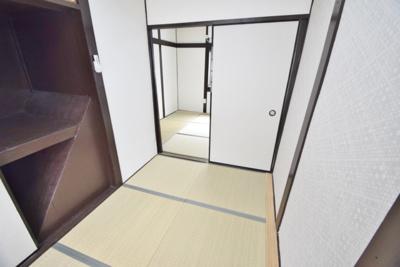 【和室】田井城4丁目テラス