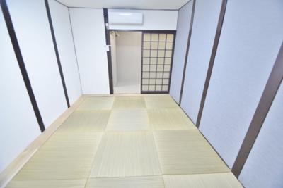 【居間・リビング】田井城4丁目テラス
