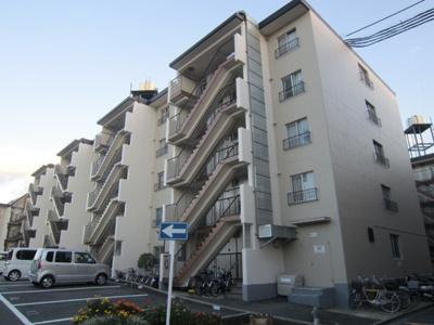 【外観】プレジデント東大阪 第三棟