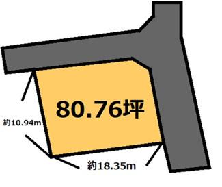 【土地図】鯉淵 330万円