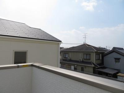 【展望】箕面市桜井1丁目 新築戸建 1号棟
