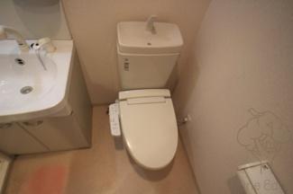【トイレ】Luxe東三国Ⅱ
