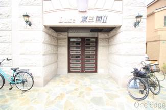 【エントランス】Luxe東三国Ⅱ