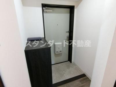 【玄関】司光ハイツ