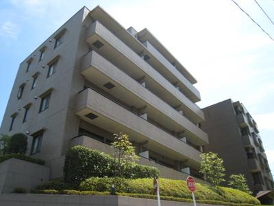 【外観】宮前平ガーデンハウス